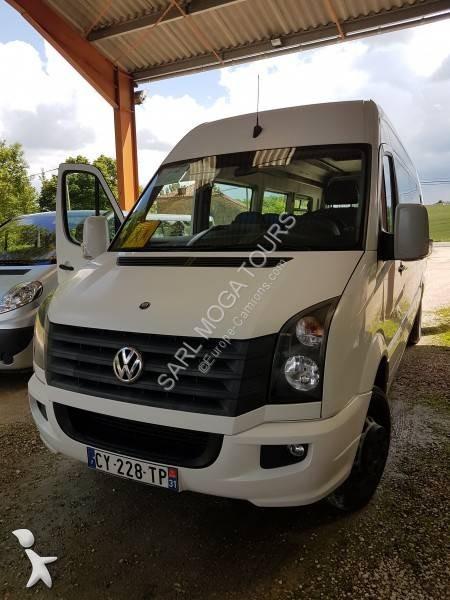 Bekijk foto's Touringcar Volkswagen CRAFTER