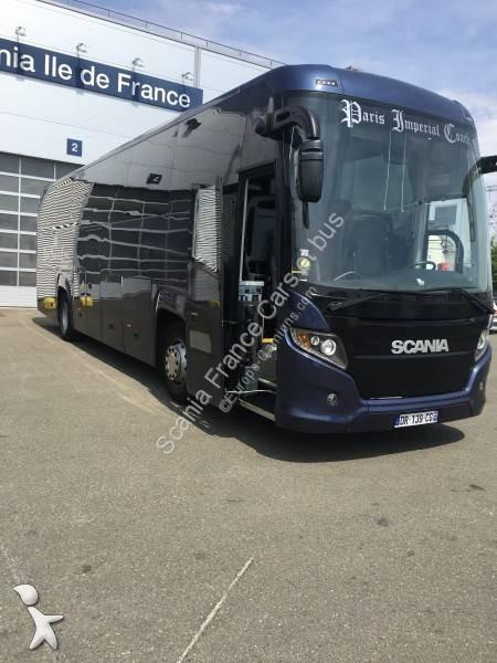 autocar scania de turismo touring diesel euro 6 usado n. Black Bedroom Furniture Sets. Home Design Ideas