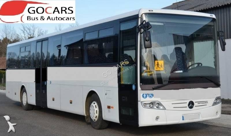 Просмотреть фотографии Междугородний автобус Mercedes INTOUR0 63+1 euro 5