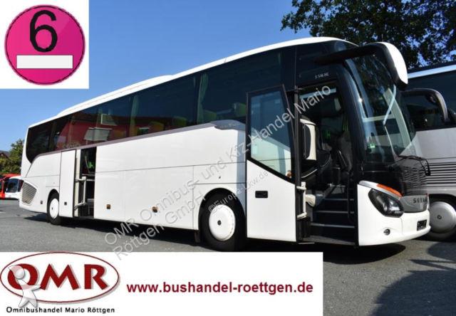 Setra S 516 HD/2 / 580 / 350 / 1216 / Klima / Euro 6 coach
