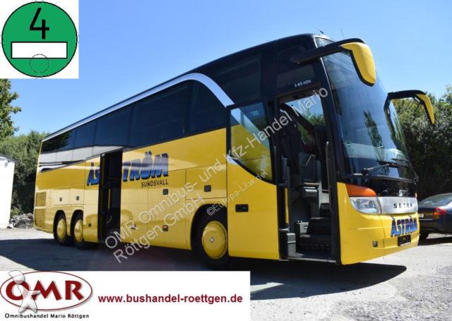 Setra S 415 HDH / O 350 / R 08 / Klima coach