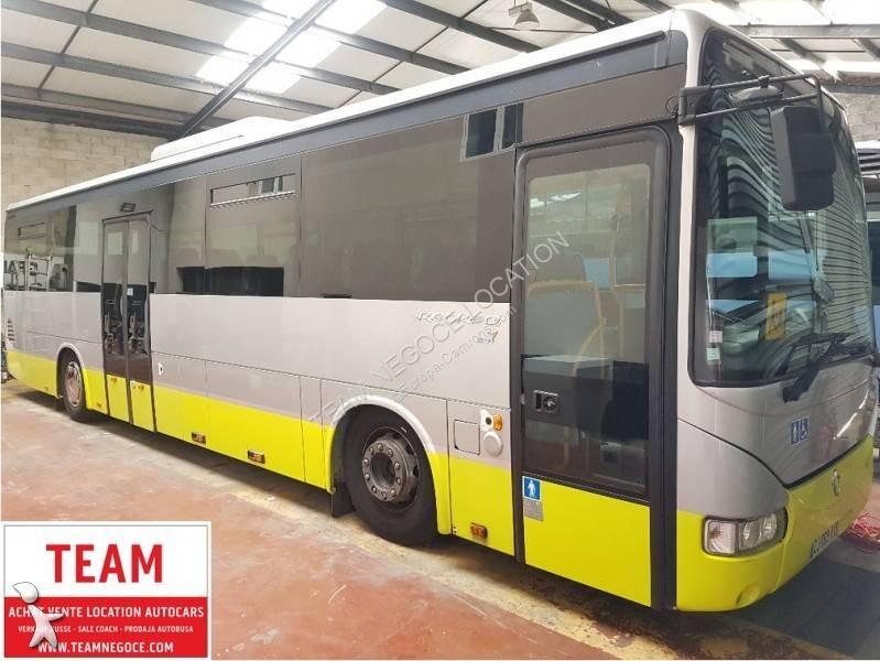 autobus irisbus trasporto scolastico recreo crossway euro 5 eev  ufr pmr gasolio euro 5 usato