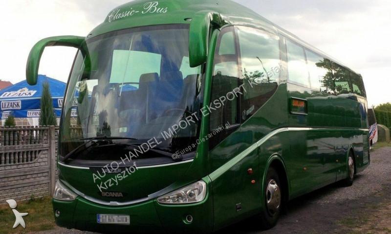 Autokar Scania IRIZAR PB 380 KM 57 MIEJSC KLIMA WEBASTO