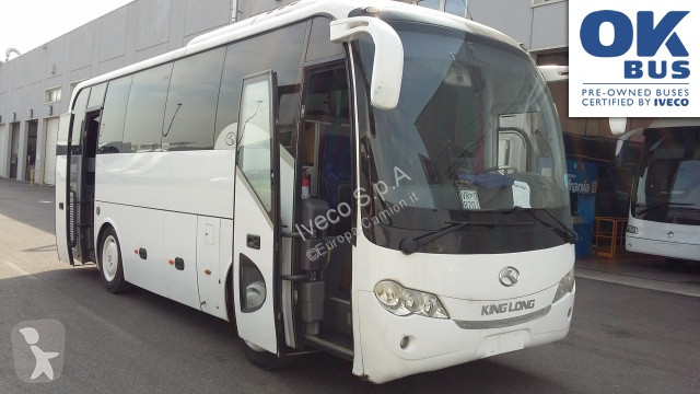Vedere le foto Autobus King Long