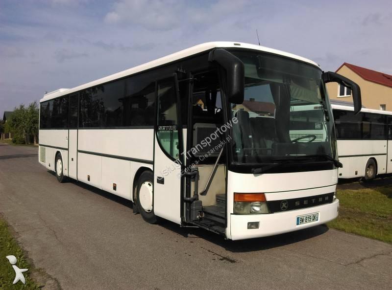 Autokar Setra 315GT