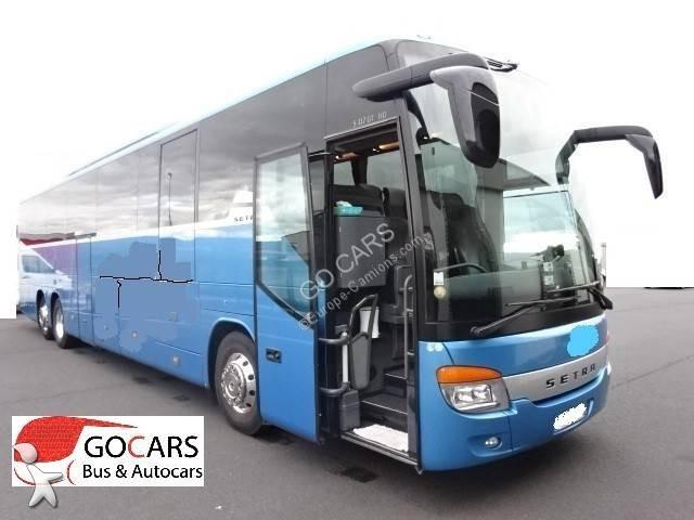 Междугородний автобус Setra vip 52+1+1