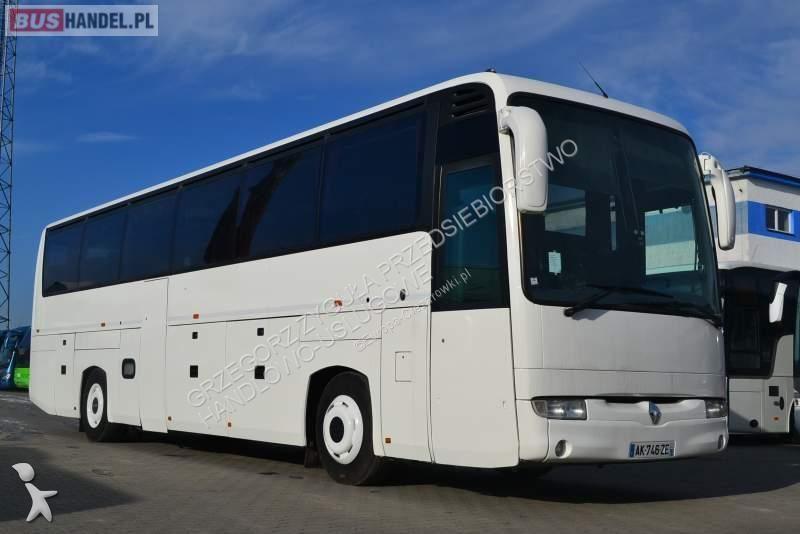 Autokar Renault ILIADE RTX / SPROWADZONA / MANUAL / WC