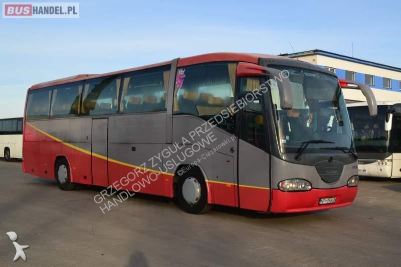 Autokar Scania IRIZAR CENTURY / 57 MIEJSC / KLIMA