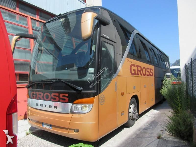 Used auctions Setra S 415 HDH tourism coach S 415 HDH P53E3 - n°3051007