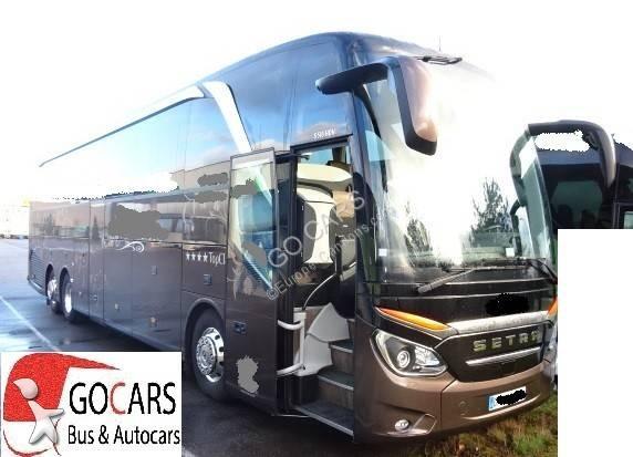 Autocar Setra 516 HDH Euro6