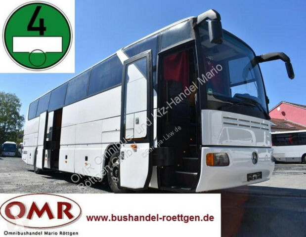 Prohlédnout fotografie Autokar Mercedes O 350 SHD Tourismo / Nightliner / Tourliner /
