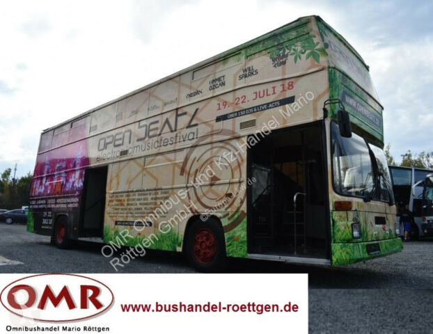 Voir les photos Autocar MAN SD 202 Cabrio/Sightseeing/Eventbus/neuer Motor