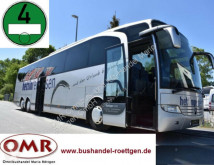 autocar Mercedes O 580 - 17 RHD Travego/417/1218/analoger Tacho