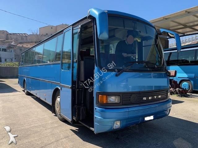 Vedere le foto Autobus Setra S 215 HR