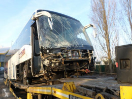 autocar transport şcolar accidentat