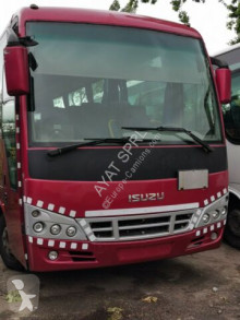 Isuzu tourism coach