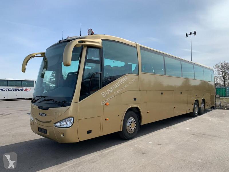 Autocar Scania K-124 IRIZAR