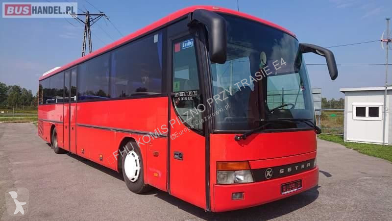 Voir les photos Autocar Setra 315 GT
