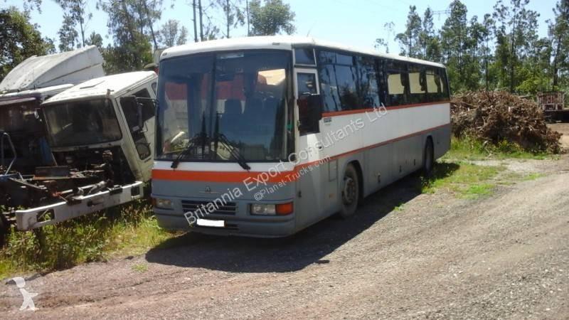 Used Volvo Coaches