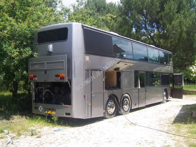 autocar van hool double tage astromega td824 gazoil occasion n 500128. Black Bedroom Furniture Sets. Home Design Ideas