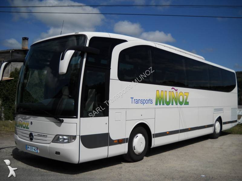 autobus mercedes da turismo travego 15 rhd gasolio euro 3 usato n 835634. Black Bedroom Furniture Sets. Home Design Ideas