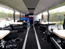gebrauchter Neoplan Reisebus Doppeldecker Skyliner bistrobus   n122 Diesel Euro 2 - n°1898424 - Bild 2