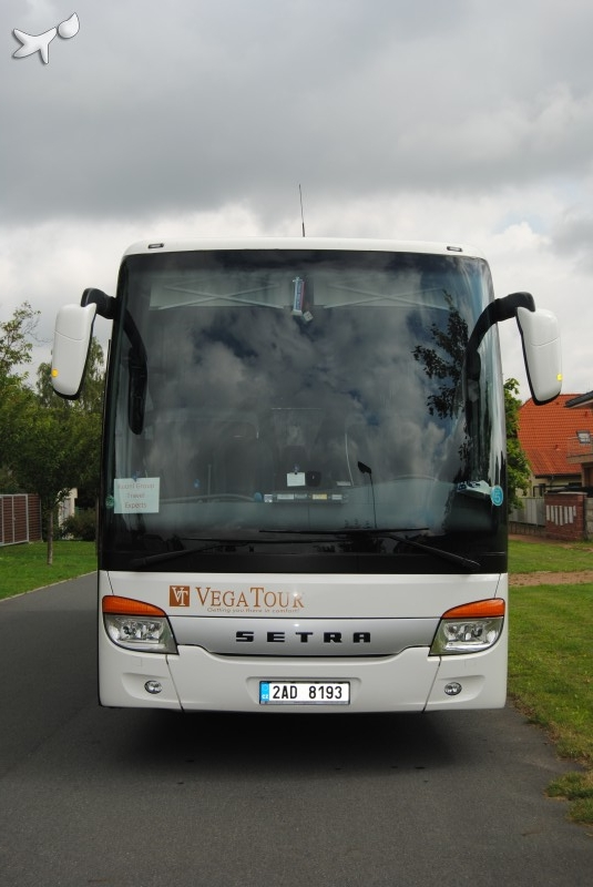 autocar setra de tourisme s 415 gt
