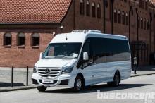 autocar Mercedes de turismo Sprinter 519 cdi aut XXL Executive Panorama, Diesel Euro 6 nuevo - n°1740805 - Foto 3