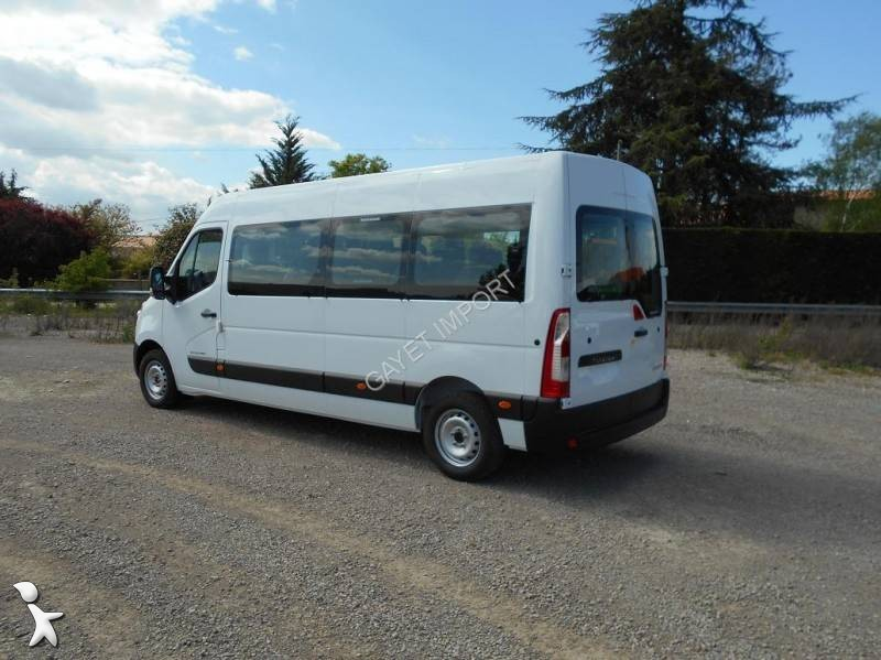 autocar de tourisme neuf renault nc nouveau master dci 145 cv euro 6 17 places gazoil. Black Bedroom Furniture Sets. Home Design Ideas