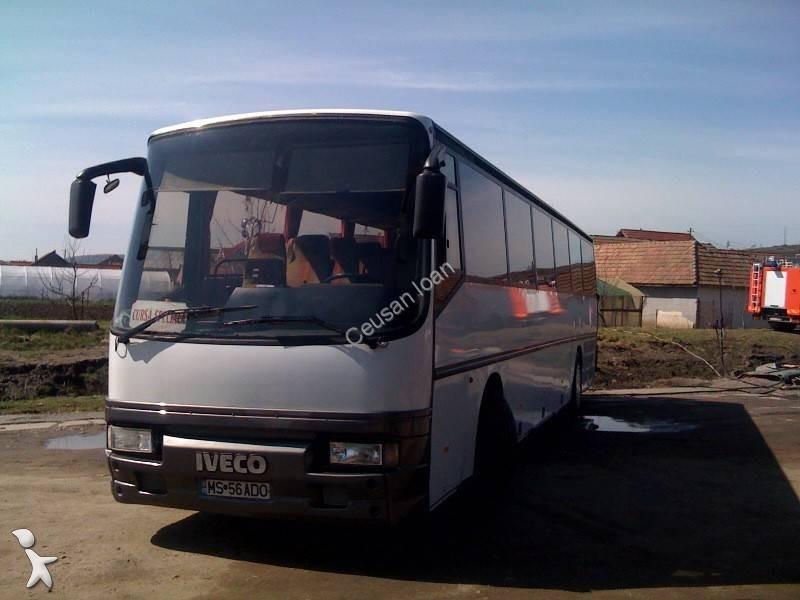 autocar iveco de tourisme lorraine gazoil euro 0 occasion n 991979. Black Bedroom Furniture Sets. Home Design Ideas