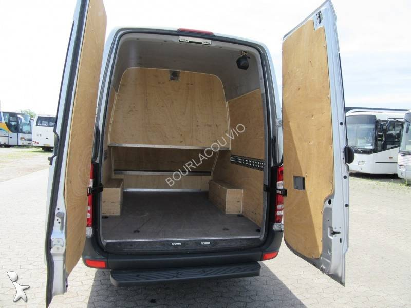 autocar mercedes de tourisme sprinter euro 5 occasion n. Black Bedroom Furniture Sets. Home Design Ideas