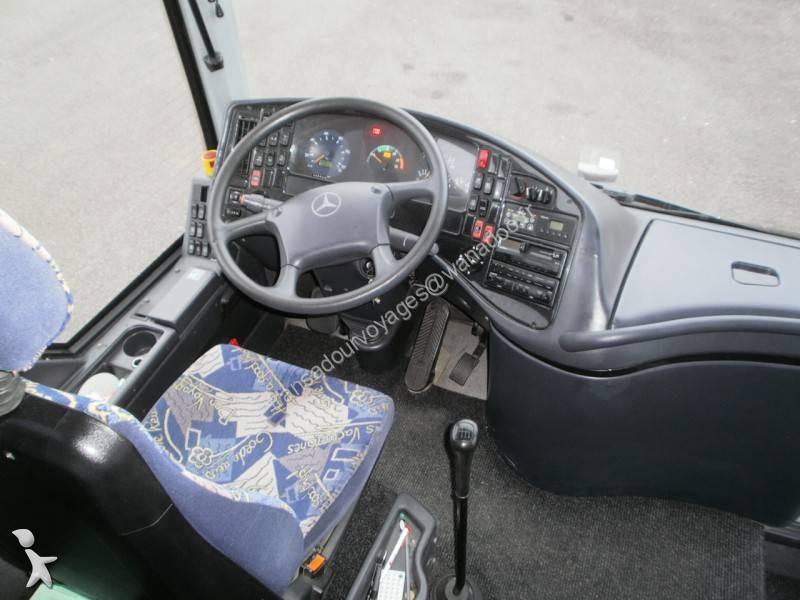 autocar mercedes de tourisme o 350 tourismo gazoil euro 3 occasion n 883450. Black Bedroom Furniture Sets. Home Design Ideas