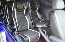 autocar Mercedes de turismo Sprinter 519 cdi aut XXL Executive Panorama, Diesel Euro 6 nuevo - n°1740805 - Foto 6