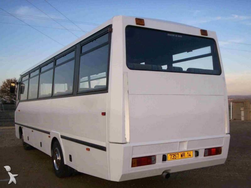 autocar renault transport scolaire carrier renault carrier 35 1 places occasion n 216850. Black Bedroom Furniture Sets. Home Design Ideas