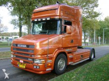 Scania Torpedo 124-470 tractor unit