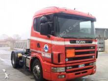 cabeza tractora Scania C 124 124 400