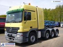 cabeza tractora Mercedes Actros 4160 8X4 250 ton manual, torque converter
