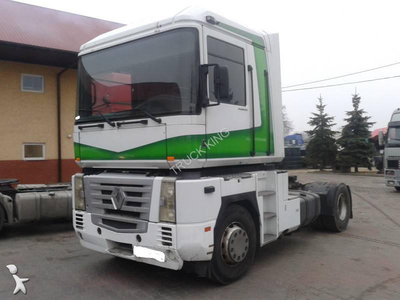 tracteur renault standard magnum 440 4x2 euro 6 occasion n 1233671. Black Bedroom Furniture Sets. Home Design Ideas