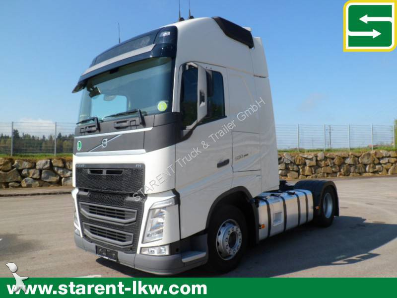 tracteur volvo standard fh 500 4x2 gazoil euro 6 occasion n 1288261. Black Bedroom Furniture Sets. Home Design Ideas