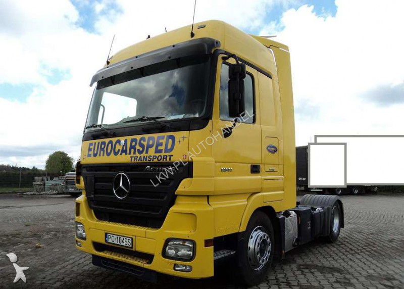 gebrauchte mercedes sattelzugmaschine standard actros actros 1841 manual luft luft n 1293560. Black Bedroom Furniture Sets. Home Design Ideas