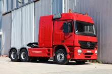 used exceptional transport tractor unit