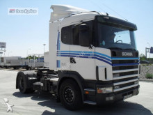 tracteur Scania R124 R124 LA 420