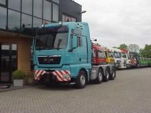 tracteur MAN TGX 41 680 8x4 heavy duty tractor