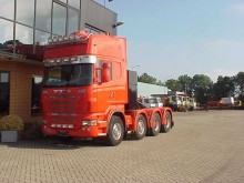 cabeza tractora Scania R 580 8X4 HEAVY DUTY TACTO