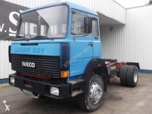 cabeza tractora Iveco Magirus 190-32 Turbostar,V 10, Spring Susp.
