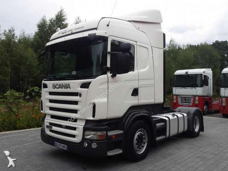 tracteur scania standard r 440 4x2 euro 5 occasion n 1429307. Black Bedroom Furniture Sets. Home Design Ideas