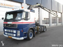 tracteur Volvo FM 9.340 Palfinger 16 ton/meter Kran