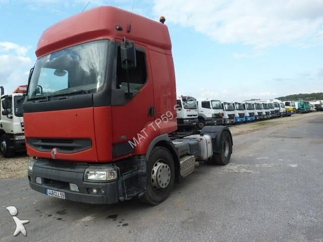 tracteur renault standard premium 420 dci 4x2 euro 3