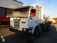 Scania M 92 - 250 tractor unit