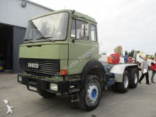 Iveco Turbostar 260-23 (FULL STEEL SUSPENSION) tractor unit